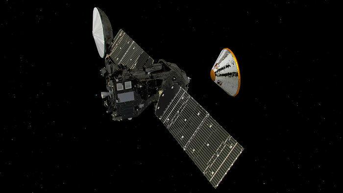 ExoMars Schiaparelli Marte