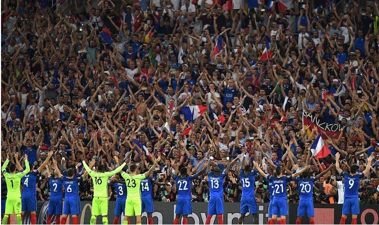 Dove vedere Olanda Francia