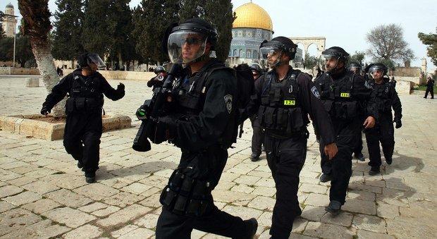 Gerusalemme attentato