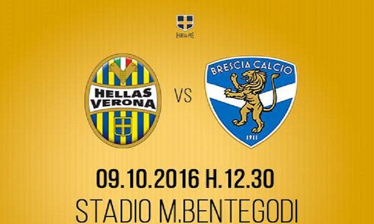 Un buon Brescia ingabbia il forte Verona