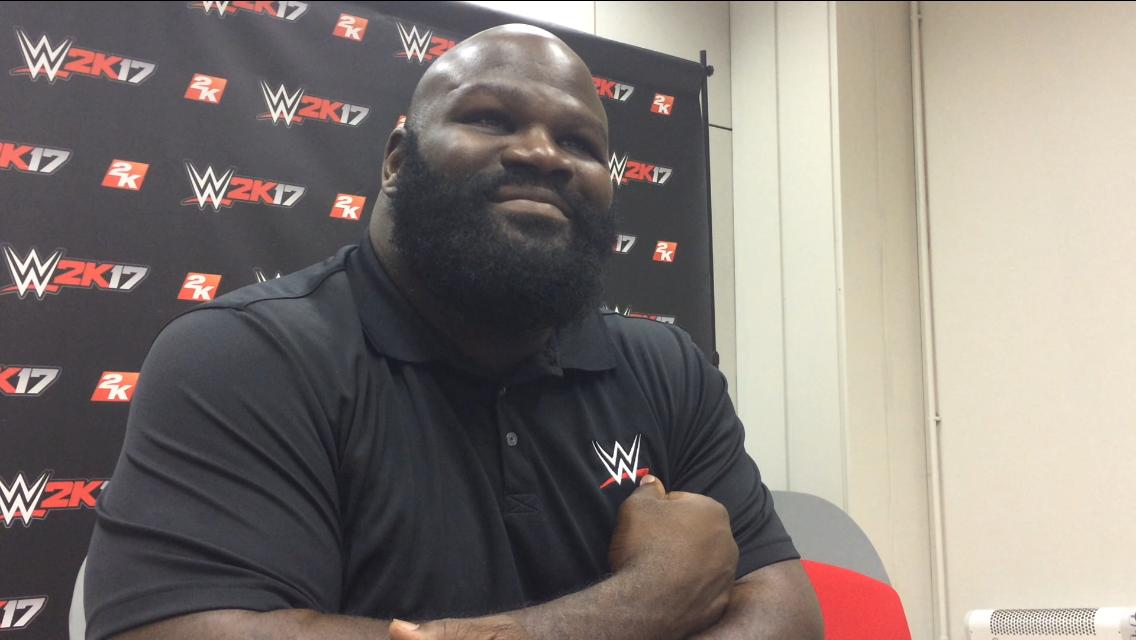 Mark Henry wrestling intervista esclusiva