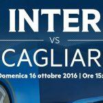 Inter Cagliari probabili formazioni