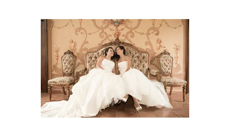 Registro Firme Matrimonio Simbolico : Unioni civili la storia di lillian e alice quot non è una