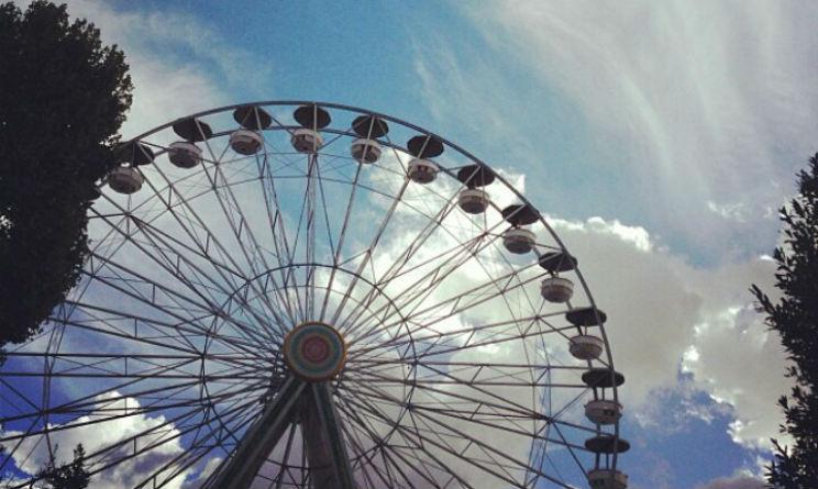 Luneur Park: dopo 8 anni si riaccende la ruota panoramica
