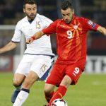 Macedonia Italia qualificazioni mondiali 2018