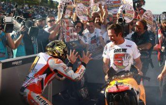 Moto Gp Marc Marquez, cinque titoli a 23 anni: è già storia [GALLERY]