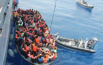 Canale di Sicilia: tratti in salvo 1.500 migranti, operazioni in corso