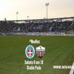 Dove vedere Novara Ascoli
