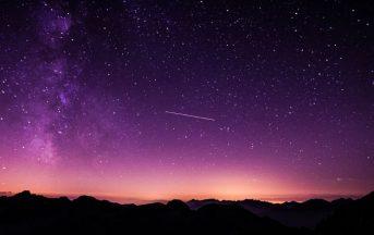 Orionidi d'Ottobre, cosa sono le stelle cadenti d'autunno