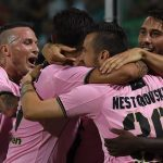 Palermo Milan formazioni