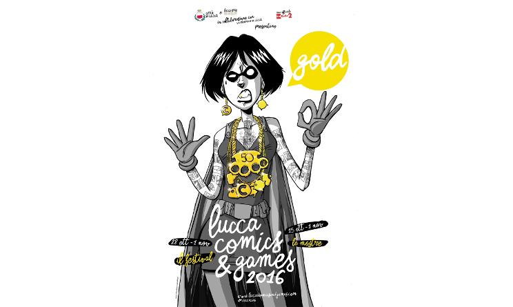 Lucca Comics&Games 2016 biglietti programma ospiti