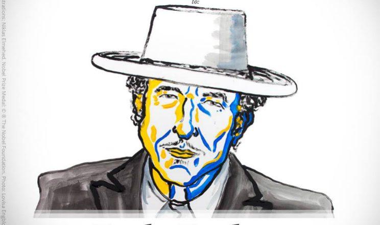 Bob Dylan premiato con il Nobel per la letteratura