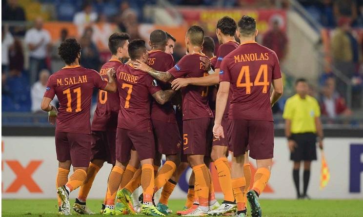 Roma-Inter, probabili formazioni: Salah e Perotti per i tre punti