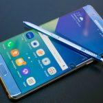 Samsung Galaxy Note 7 ritiro batteria esplosione