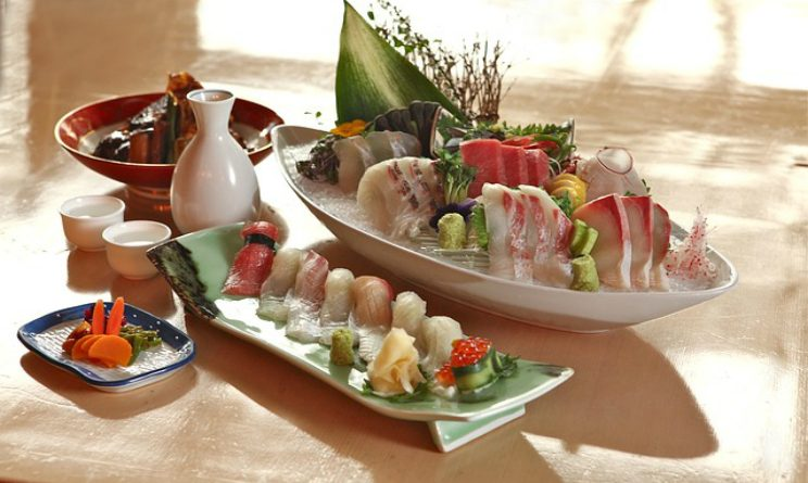 Mal di sushi, è allarme: