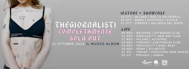thegiornalisti-completamente-sold-out