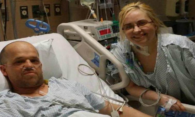 Trapianto al fegato si sposano un anno dopo
