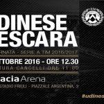 Udinese Pescara probabili formazioni