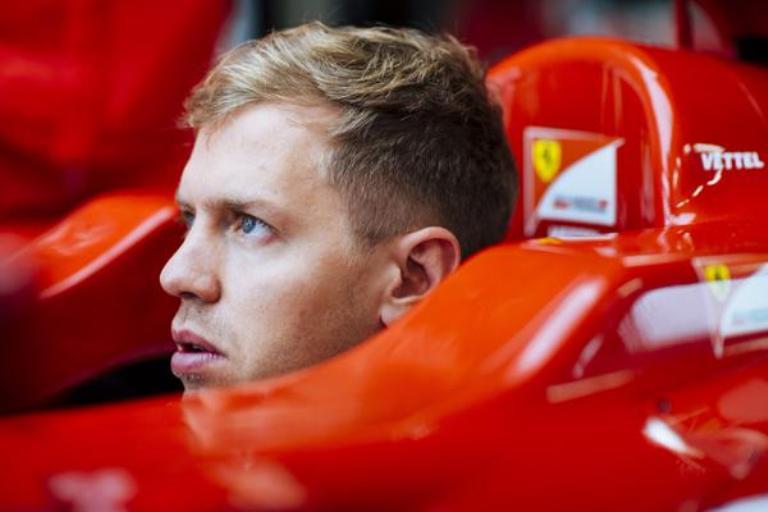 Vettel Formula 1 Mercedes