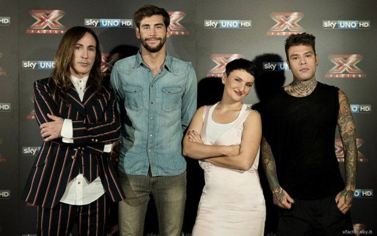 X Factor 2016 Biglietti