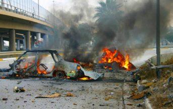 Iraq, bombe sui mercati a Baghdad: 25 morti e 60 feriti