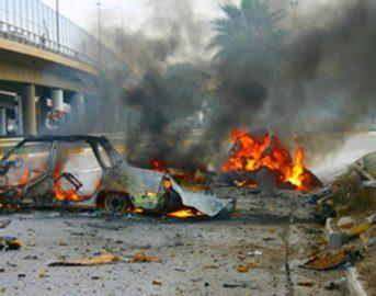 Attentato Baghdad oggi, autobomba al mercato: 13 morti