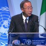 ban ki-moon Onu Segretario generale