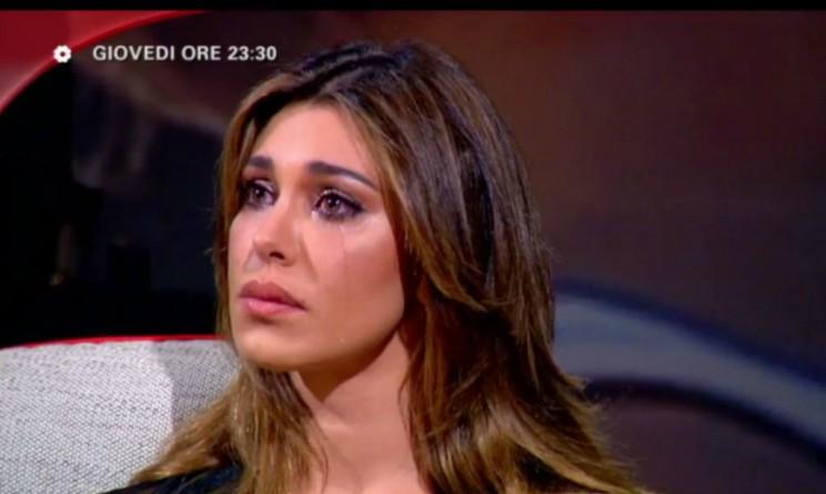 Belen Rodriguez Intervista a Maurizio Costanzo