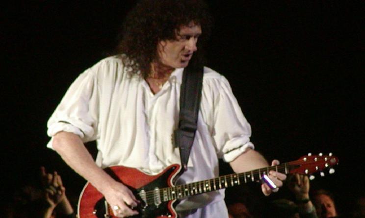Brian May non sta bene: cancellate le date del tour