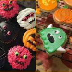 halloween 2016 lavoretti, halloween lavoretti, halloween 2016 dolci originali, halloween 2016 biscotti, halloween 2016 cupcakes,