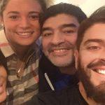 Domenica live Diego Armando Maradona