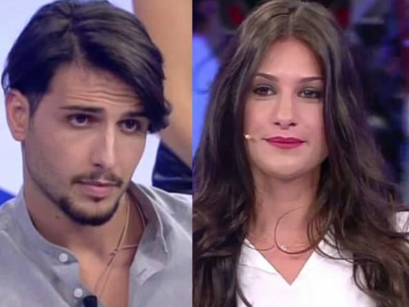 Uomini e Donna Fabio Ferrara Ludovica Valli