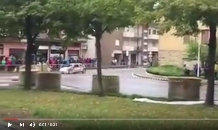 Tragedia al Rally, auto contro pubblico: un morto a San Marino