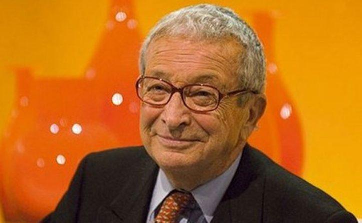 Luciano Rispoli è morto: addio allo storico volto della Rai