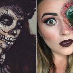 halloween 2016 make up, halloween 2016 trucco, halloween 2016 come truccarsi, halloween 2016 trucchi bellissimi,