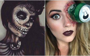 Halloween 2016: 12 make up da brividi per il 31 ottobre [FOTO]