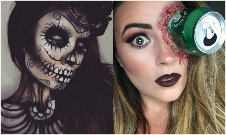 Halloween 2015  idee make up per la notte più horror dell anno ... 18bbb9eafe93