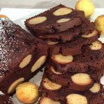 ricette dolci la prova del cuoco, ricette dolci la prova del cuoco 7 ottobre 2016, ricette dolci la prova del cuoco plumcake a pois, plumcake a pois natalia cattelani ricetta,