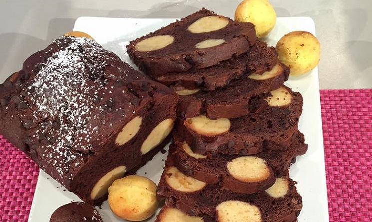Ricette dolci la prova del cuoco plumcake a pois di for Ricette della prova del cuoco