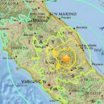 sciame sismico sisma 26 ottobre