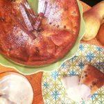 la prova del cuoco ricette dolci oggi, la prova del cuoco ricette dolci, la prova del cuoco ricette oggi, la prova del cuoco di oggi, la prova del cuoco 24 ottobre 2016, la prova del cuoco ricetta torta pere e stracchino, torta pere e stracchino natalia cattelani,
