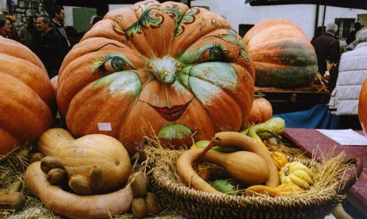 Le feste della zuccain Friuli da scegliere ad ottobre 2016