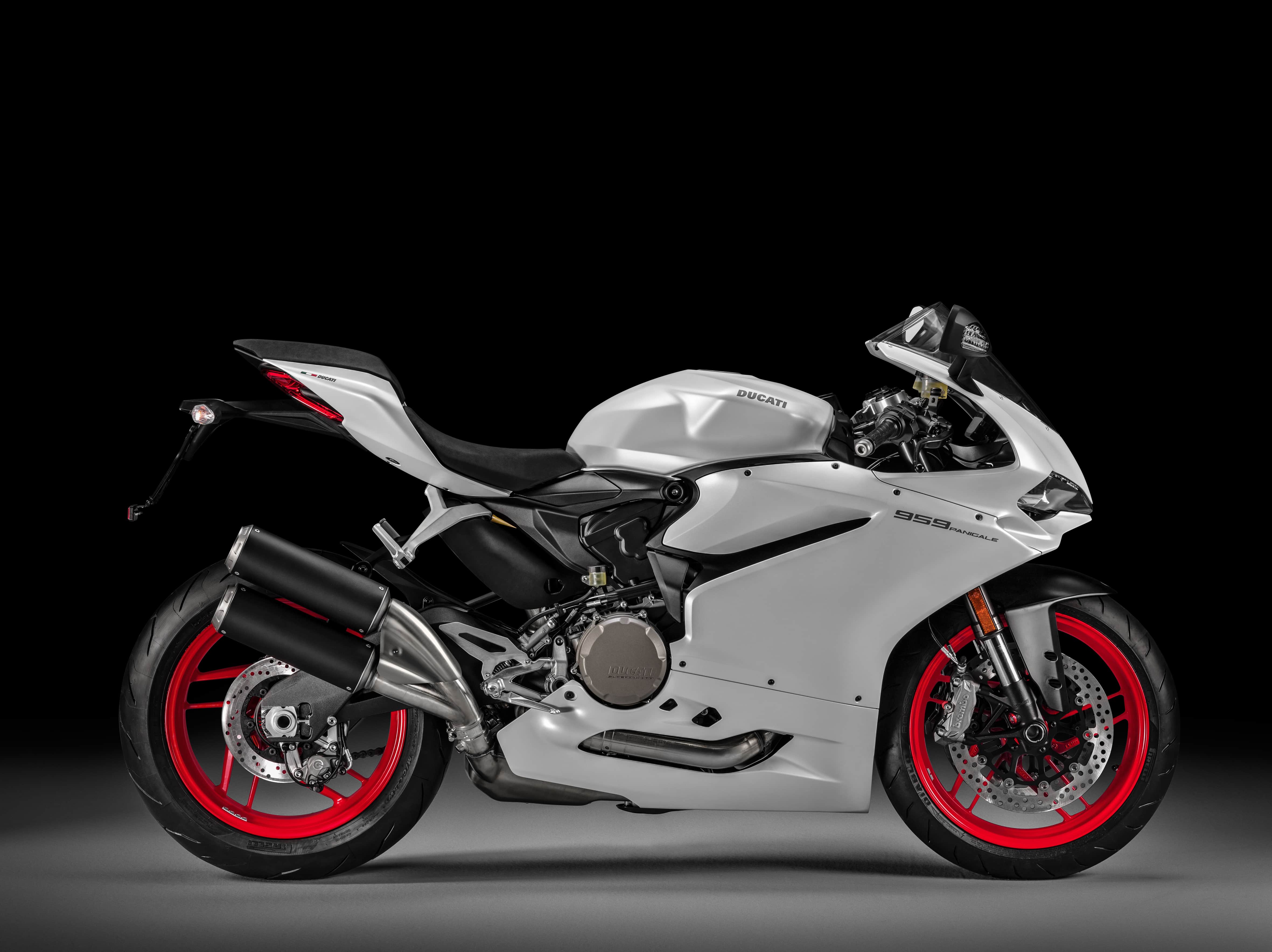 Ducati Panigale 959 nuovi modelli 2017