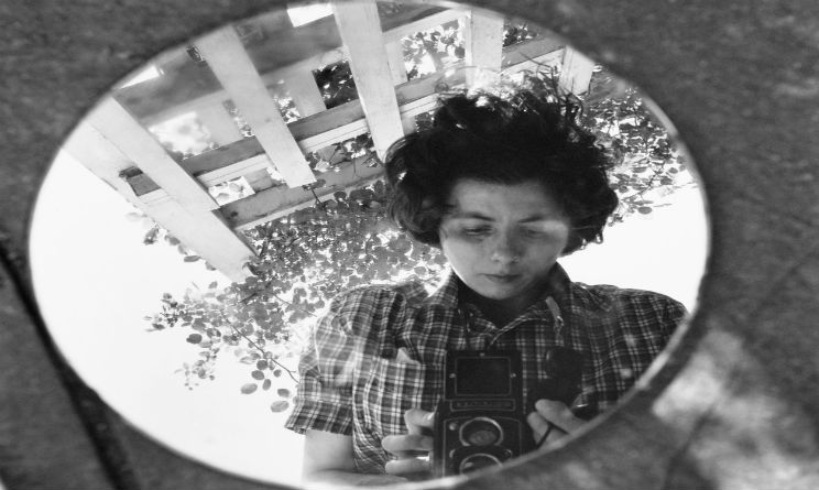 01 - Vivian Maier, Self-Portrait, Undated, 40x50 cm(16x20 inch.) , © Vivian Maier/Maloof Collection, Courtesy Howard Greenberg Gallery, New York