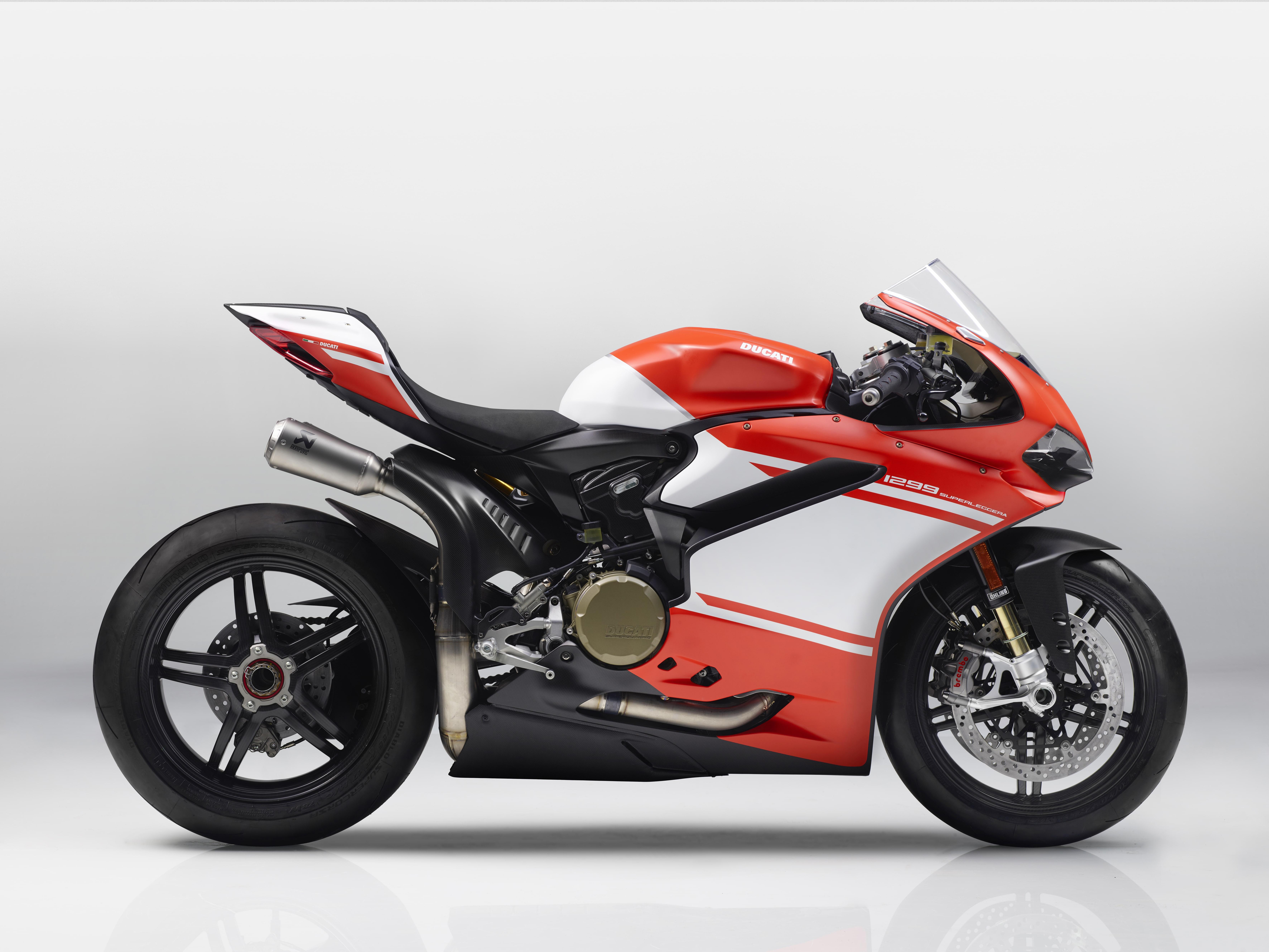 Ducati Superleggera nuovi modelli 2017