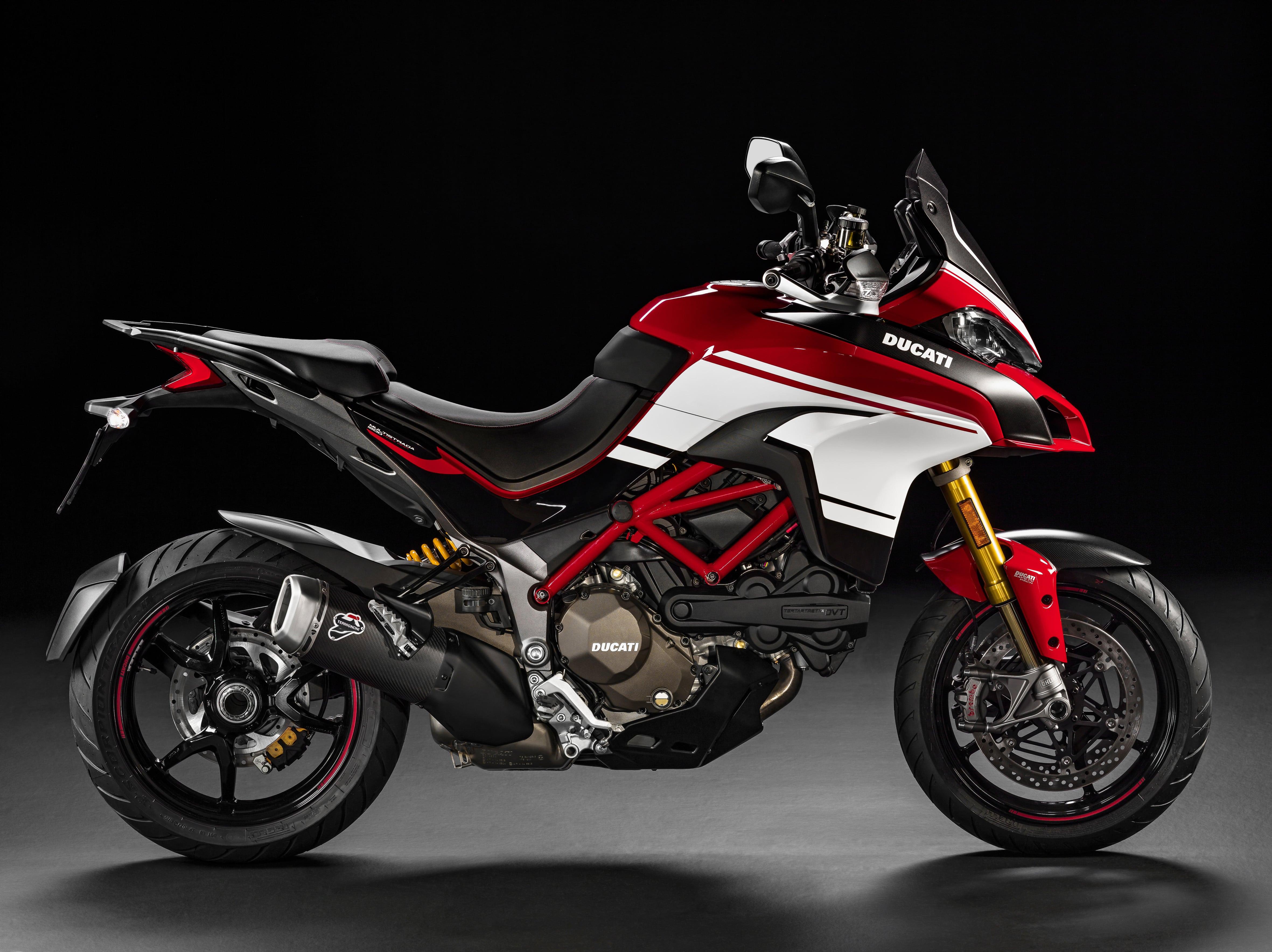 Ducati Multistrada nuovi modelli 2017