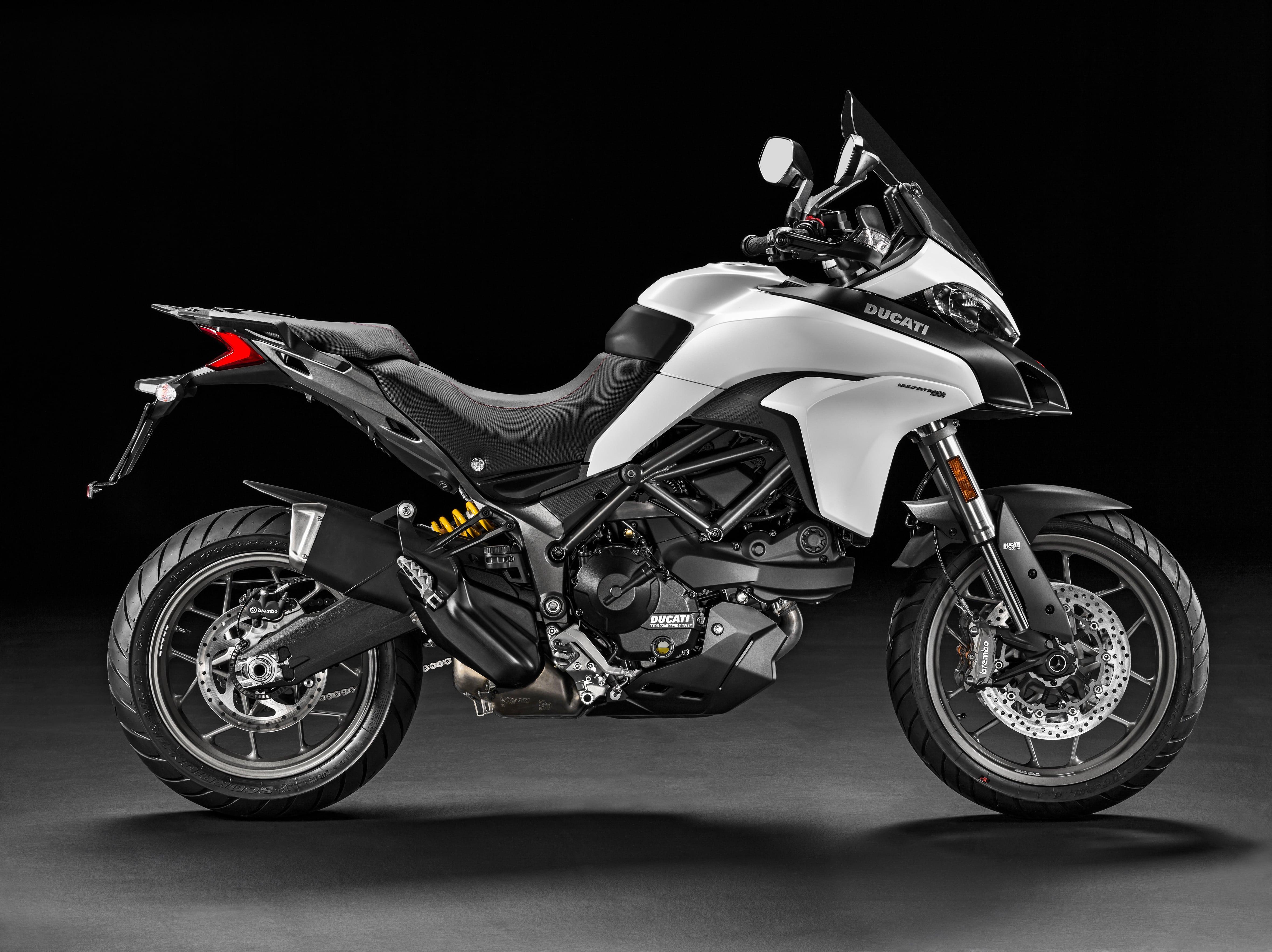Multistrada Ducati 950 nuovi modelli 2017