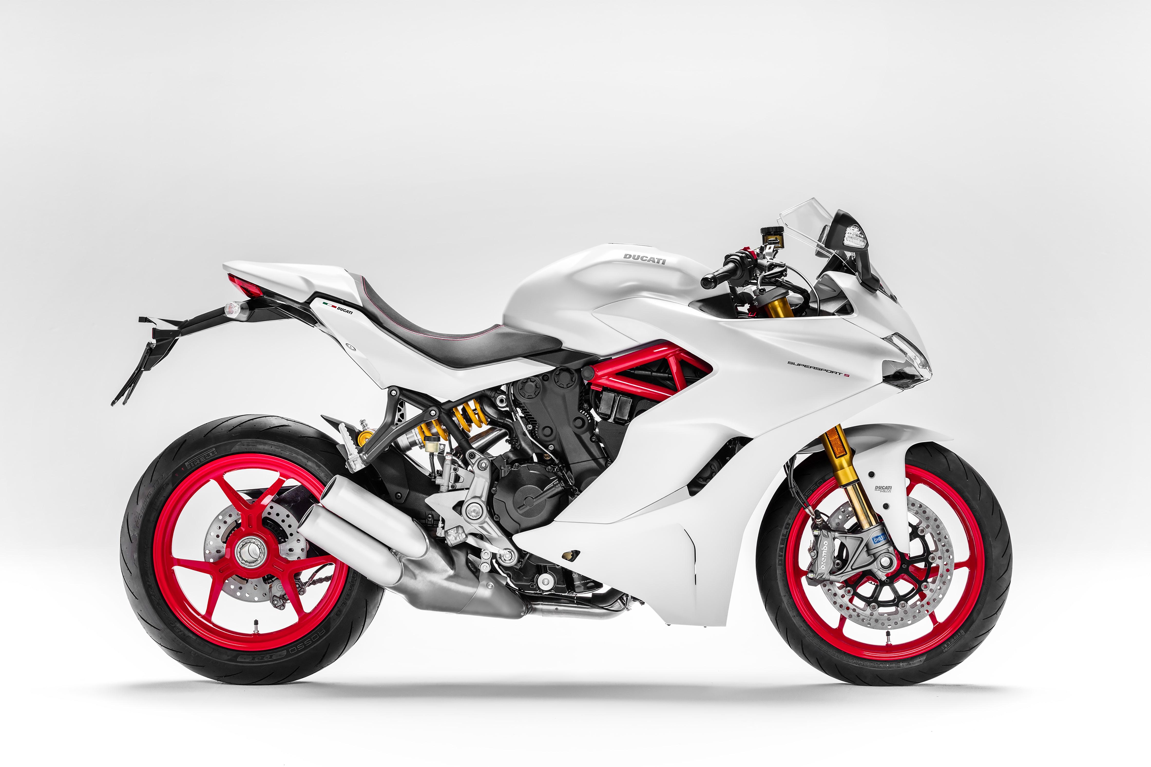 Ducati Supersport nuovi modelli 2017