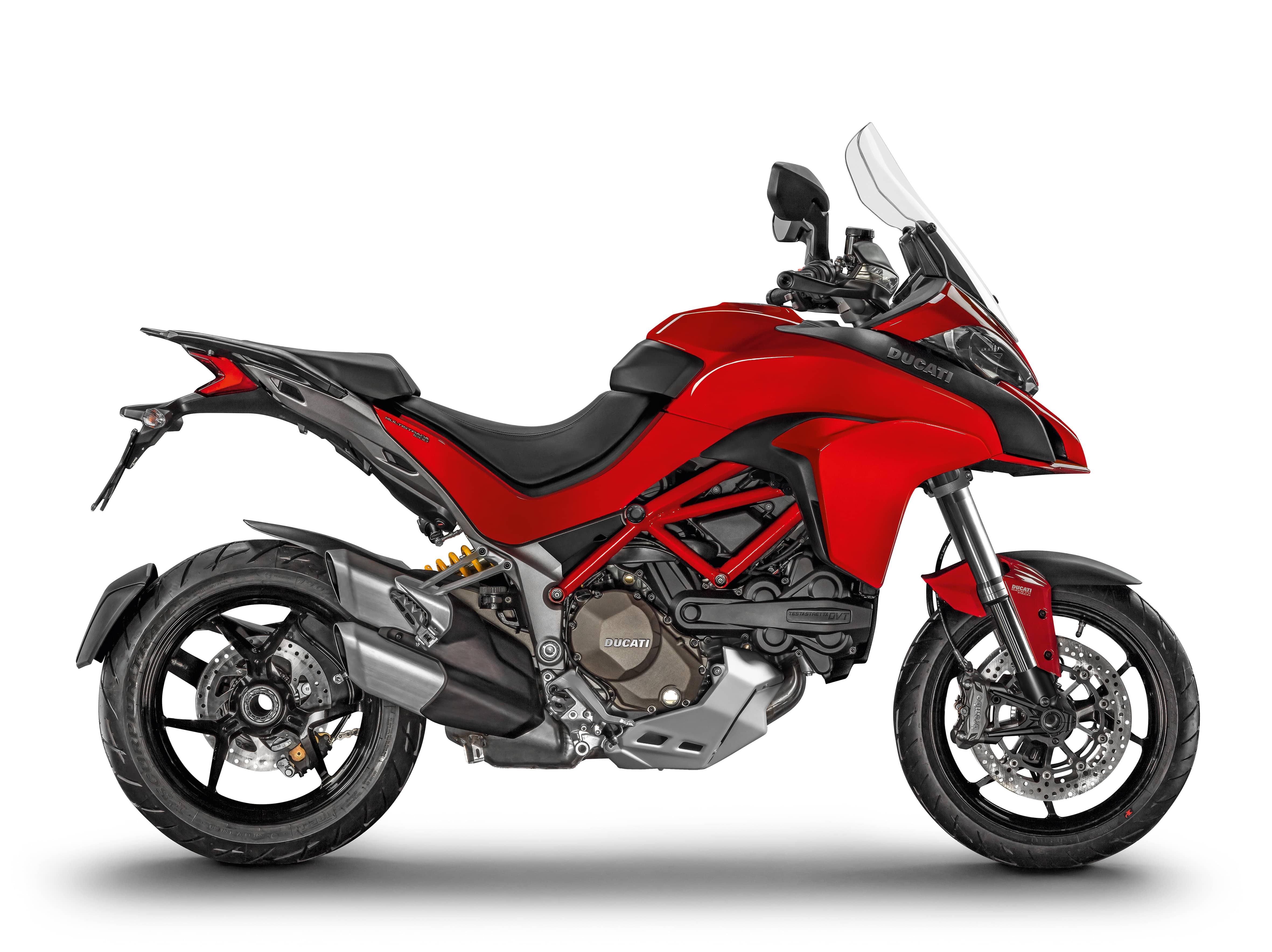 Ducati Multistrada nuovi modelli