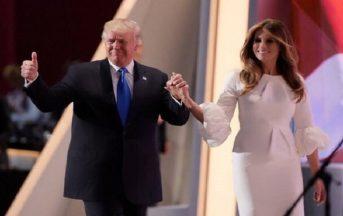"""Melania Trump copertina Vanity Fair Messico, la First Lady rivela: """"Il dramma di mio padre"""" (FOTO)"""